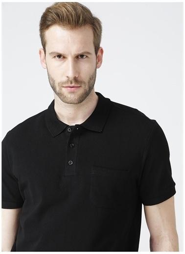 Limon Company Limon Polo T-Shirt Siyah